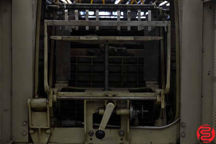 Miehle V-50 14 x 20 Automatic Feed Letterpress