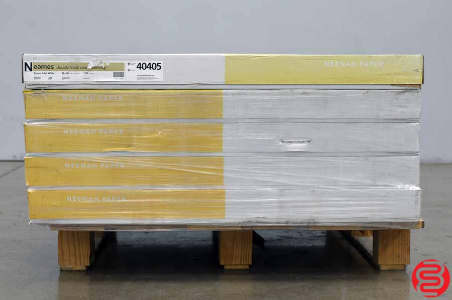 Neames Double Thick Cover-Painting 480 M 26 x 40 Canvas Paper - Qty 9 Cases