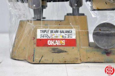 Ohaus 700 Series Triple Beam Balance