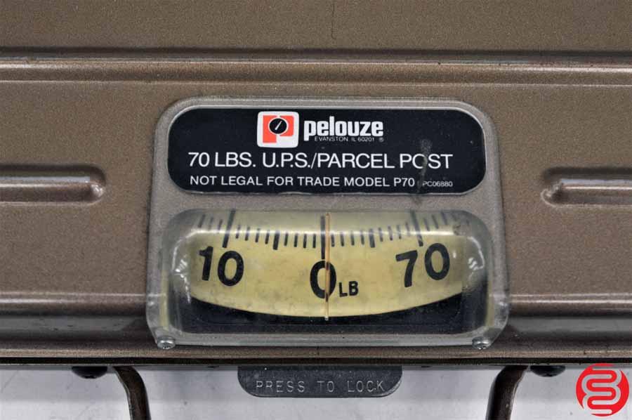 Pelouze Model P70 Parcel Post Scale