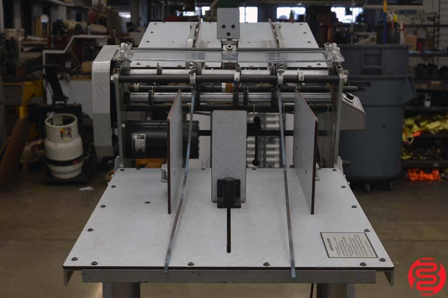 Pierce Perf-A-Matic P-19 Perf Slit Score Machine