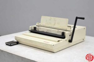 Renz ERW Comb Binding Machine