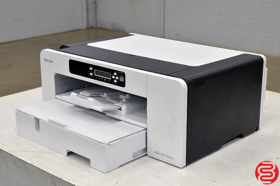 Ricoh Aficio SG 7100DN Inkjet Printer