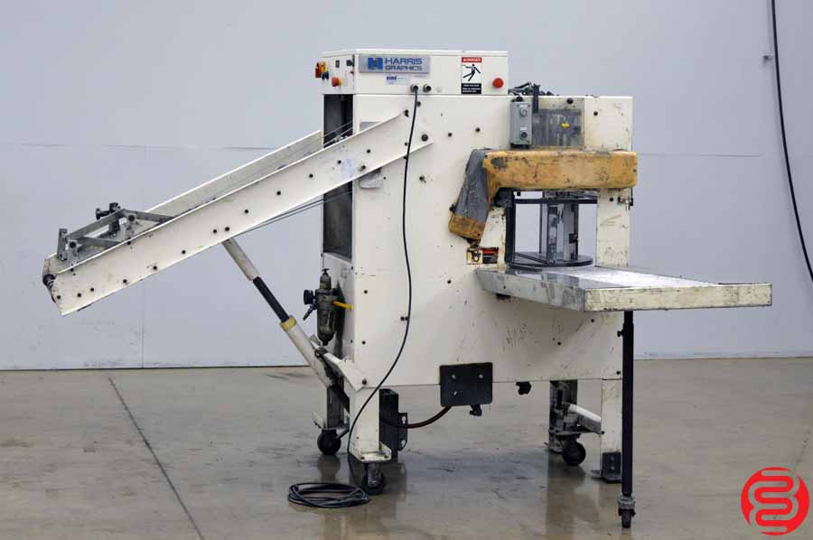 """Rima RS 3310 9"""" Compensating Stacker"""
