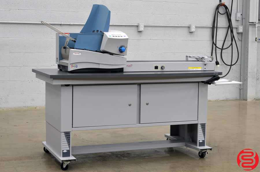 Secap SA3350 Automatic Addressing System w/ TC36 Delivery Conveyor