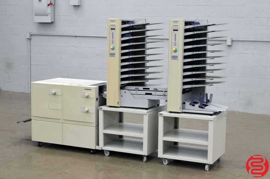 Standard Horizon SPF-9 20 Bin Booklet Making System