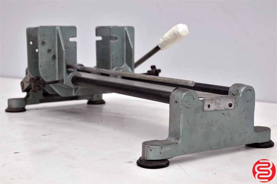 Super Speed Manual Banding Press