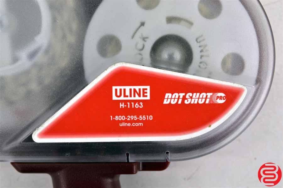 Uline Dot Shot Pro Glue Dot Dispenser
