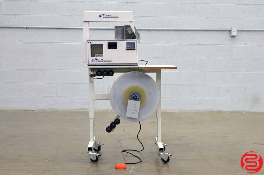 Wexler ATS-CE 340/30 Automatic Banding Machine