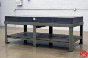 Accurite 2 Ledge Granite Inspection Plate w/ Stand