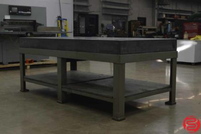 Accurite 2 Ledge Granite Inspection Plate w/ Stand
