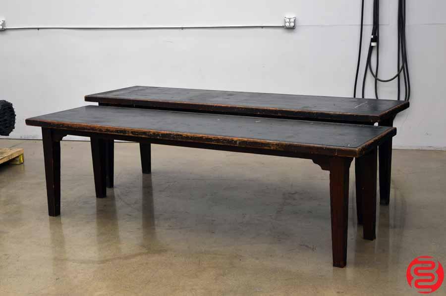Antique Wood Tables