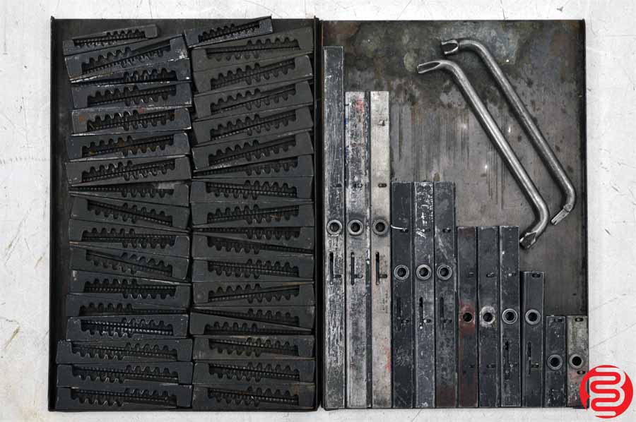 Assorted Wedge and High Speed Quoins