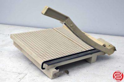 Boston 2612 Lever Paper Cutter