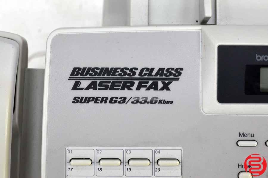 Brother IntelliFAX 4100e Business Class Laser Printer / Fax