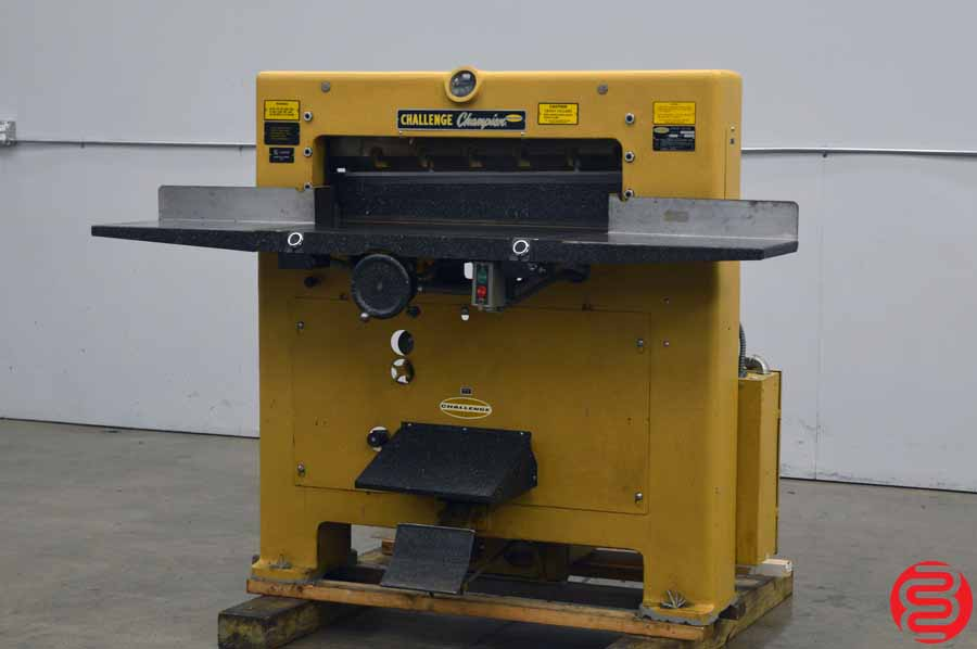 "Challenge 305 MC 30.5"" Hydraulic Paper Cutter"