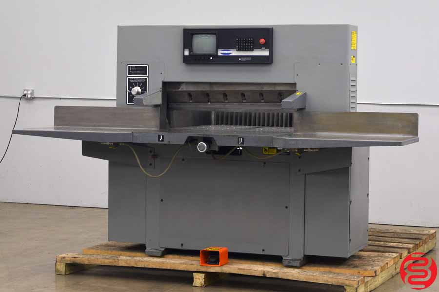 "Challenge 420 CRT 42"" Hydraulic Paper Cutter"