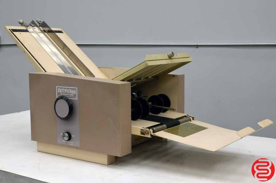 FastFold 22 Jet-Speed Paper Folder