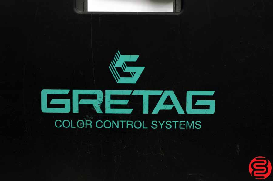 GretagMacbeth SpectroScan Proofing Machine