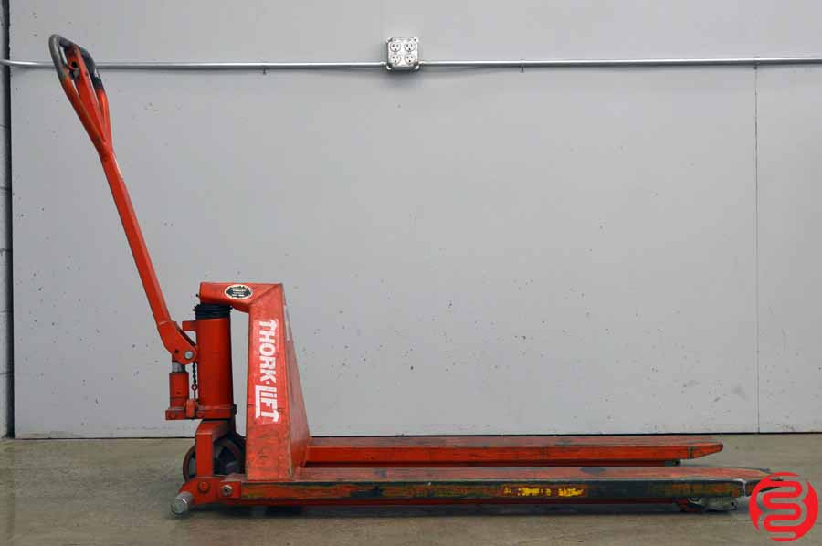 1992 Interthor Thork-Lift 2200 lb Pallet Jack