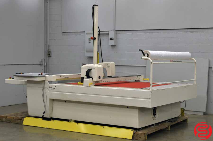 Lectra Systems Vector VT 2500 V2 Table Plotter Cutter w/ Rip Computer