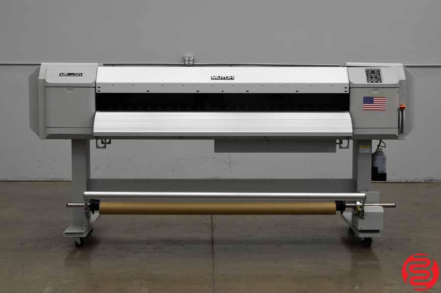 """Mutoh ValueJet VJ-1624 64"""" Wide Format Printer"""