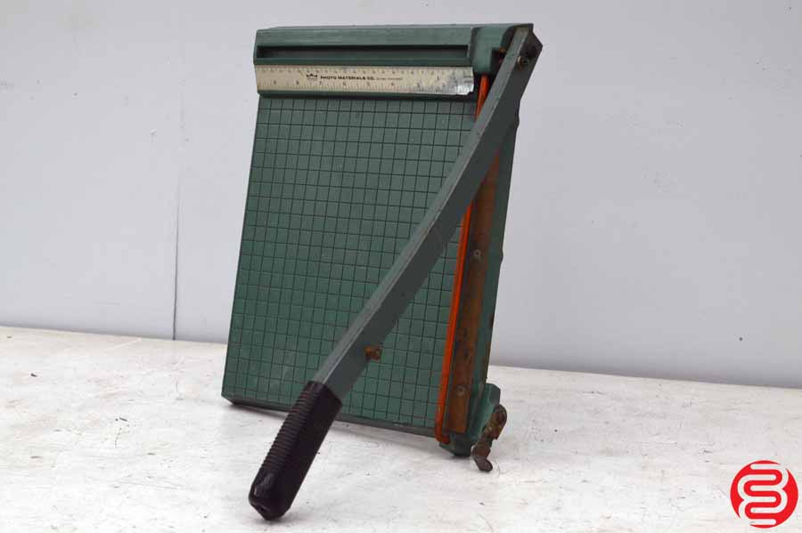 Premier Photo Materials Lever Paper Cutter
