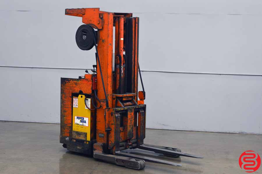 Raymond Model 20B 4000 lb Reach Truck Forklift