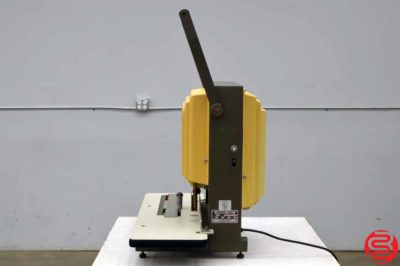 Rosback Rosco 371 Three Spindle Paper Drill