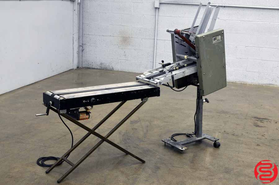 Sandco EZE Envelope Feeder w/ Conveyor
