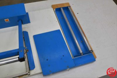 Stevenson Seal N' Shrink Semi-Automatic Shrink Wrap Machine