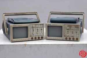 Tektronix TDS 420 and 420A Digital Oscilloscope