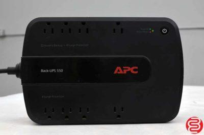 APC Back-UPS 550 Backup Battery and Surge Protector - Qty 2