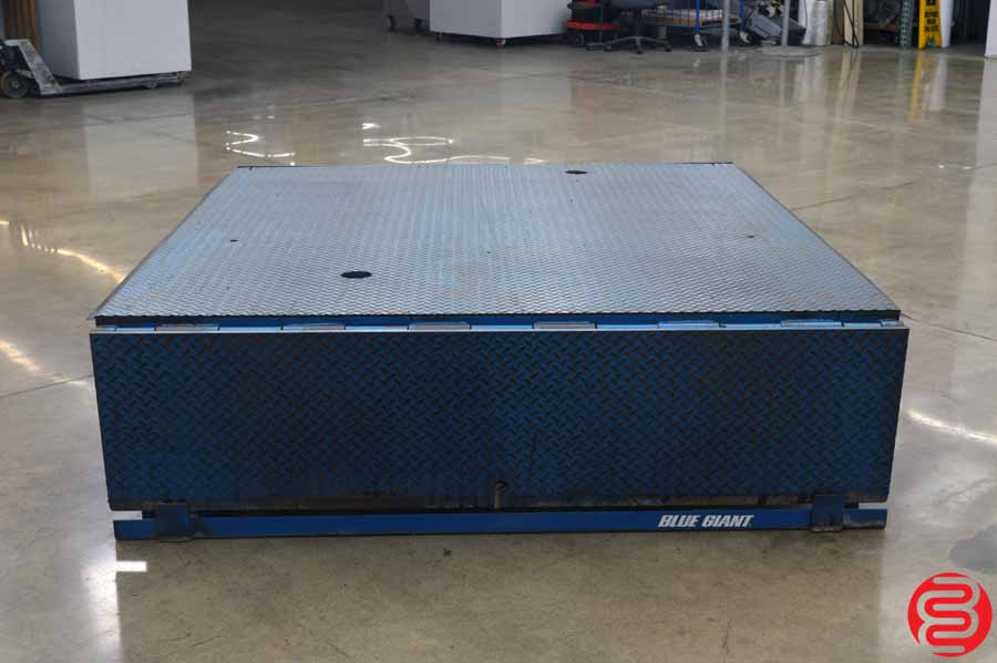 Blue Giant MU6008-40 40,000 lb Dock Leveler