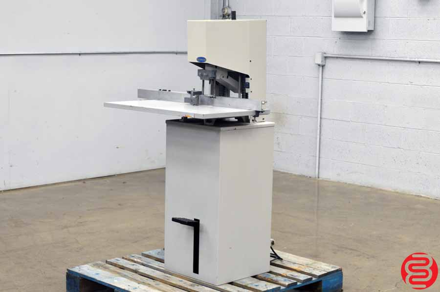 Challenge JF Single Spindle Hydraulic Paper Drill
