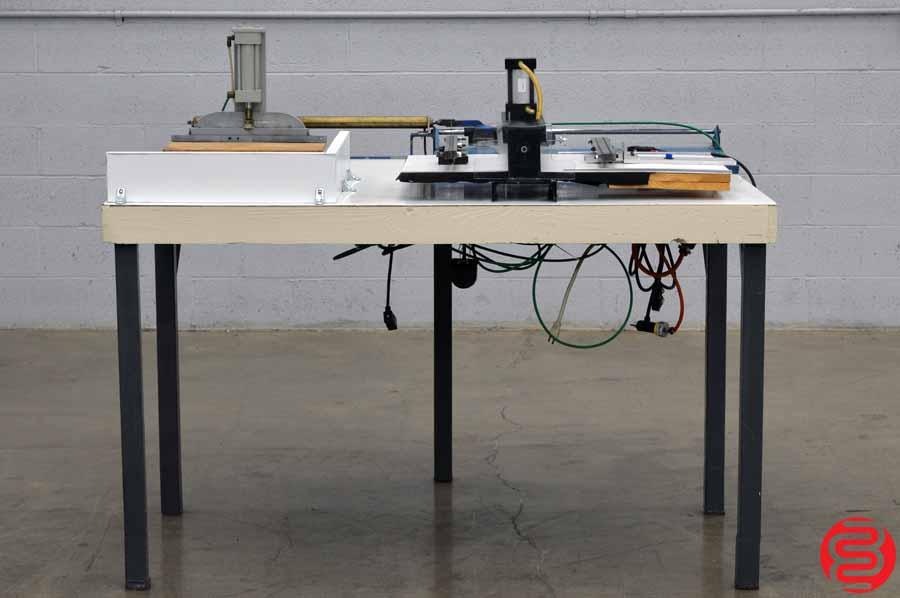 Custom Case Making Table