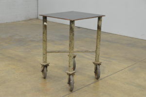 Antique Turtle Table