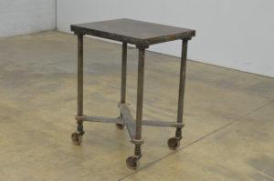 Antique Turtle Table