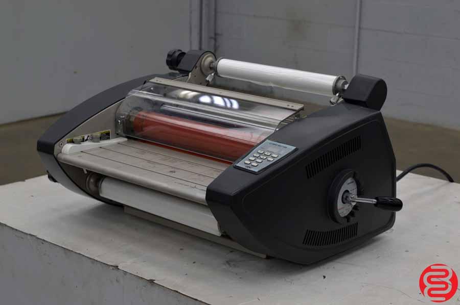 """GBC Catena 35 12"""" Double Sided Hot Roll Laminator"""