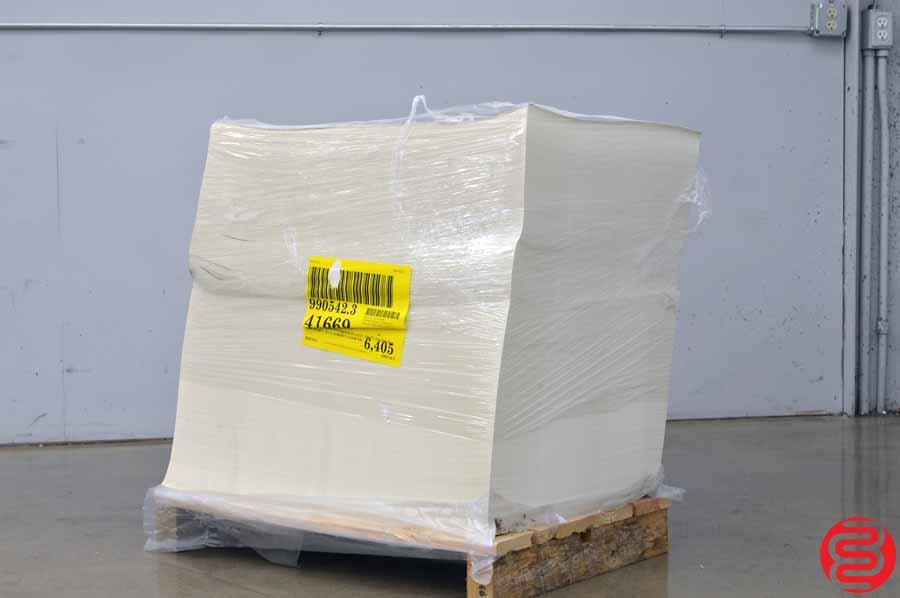 Glatfelter B18 35 x 22.5 Eggshell Offset Paper