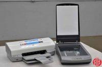 HP Deskjet D4160 Laser Printer w/ Epson Perfection 1660 Photo Scanner