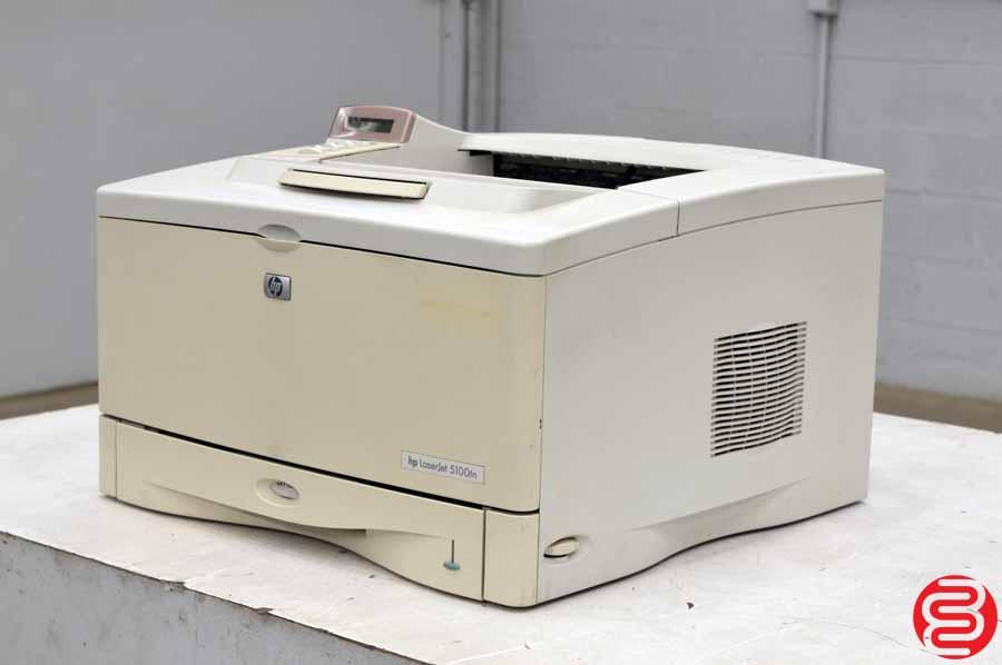 HP LaserJet 5100tn Monochrome Digital Printer