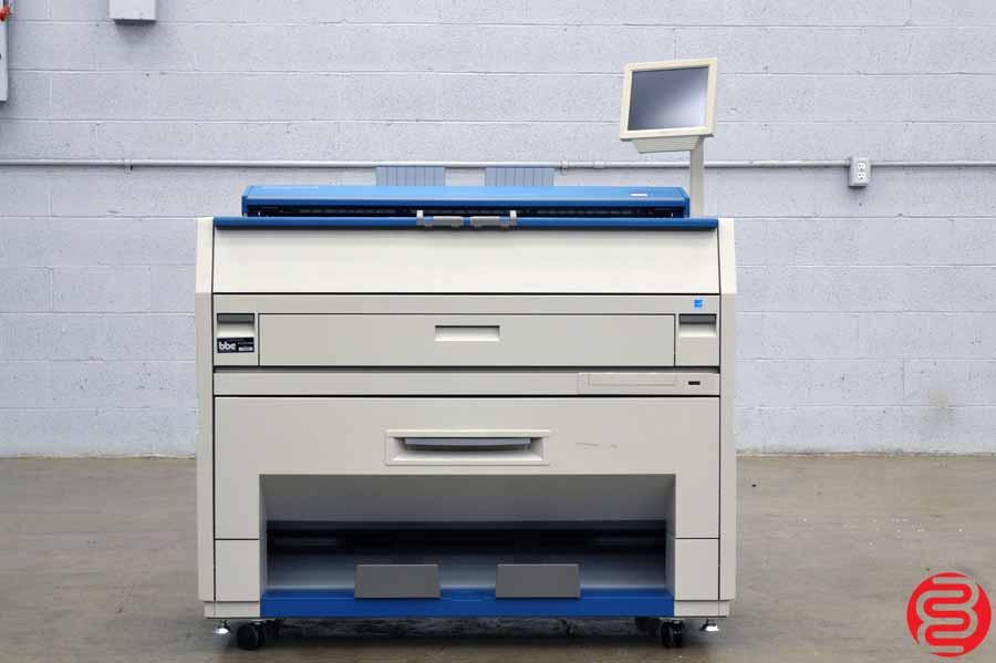 KIP 3000 Wide Format Monochrome Copier / Scanner / Printer