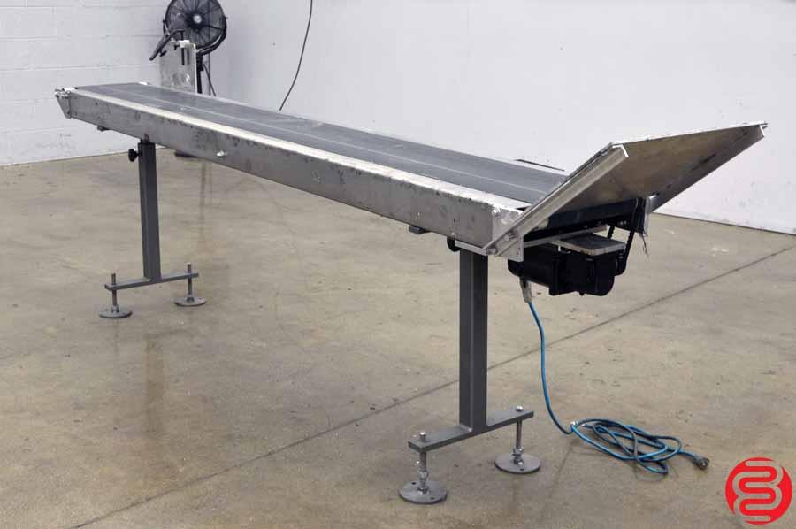 Leeson Speedmaster Delivery Conveyor