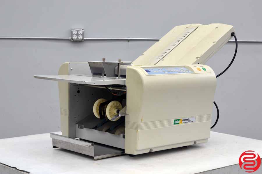 MBM 306A Automatic Paper Folder