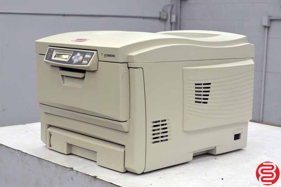 OKI C3200 Color Digital Printer