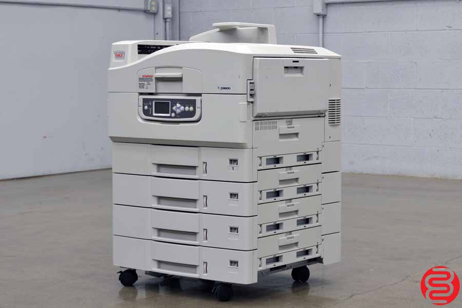 OKI C9800 Digital Press