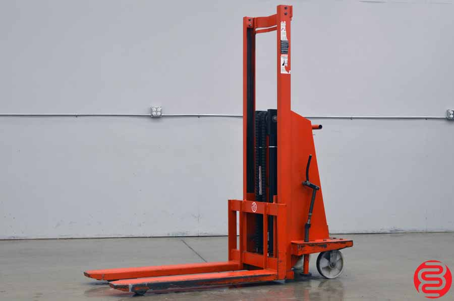 Presto Lifts WP48-30 3000 lb Stacker Fork Lift