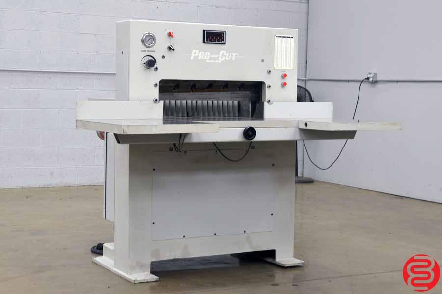 """Pro-Cut 265D 26"""" Hydraulic Paper Cutter"""
