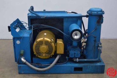 Quincy Northwest 752-C Rotary Screw Air Compressor